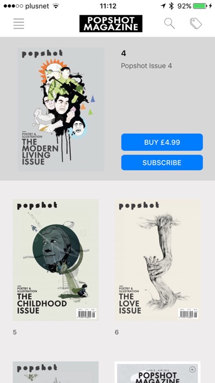 Popshot Magazine screenshot-3