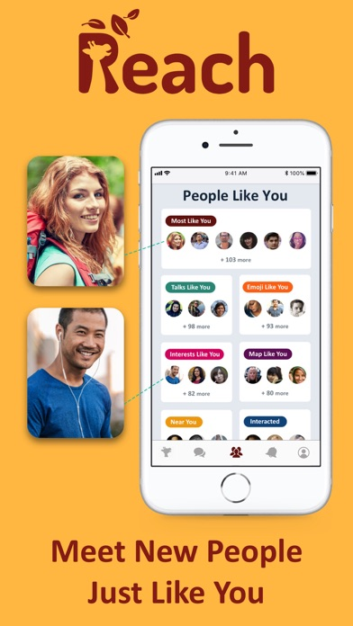 Reach - People Like You screenshot one