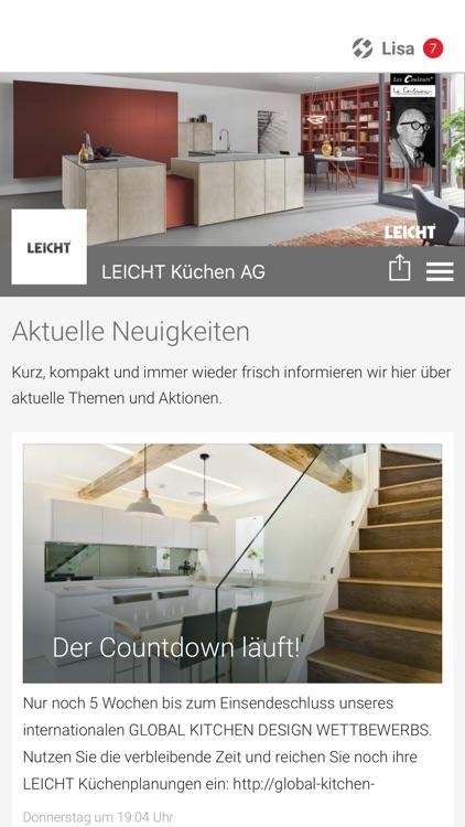 LEICHT Küchen AG by Tobit.Software