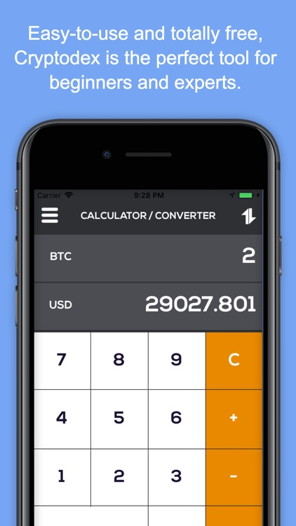 CryptoDEX screenshot-3