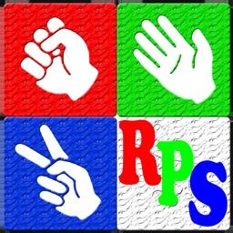 RPS - Rock Paper Scissors Wars
