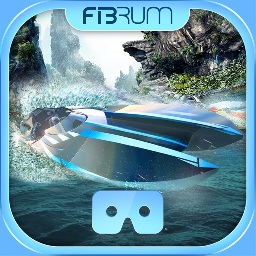 VR Aquadrome virtual racing