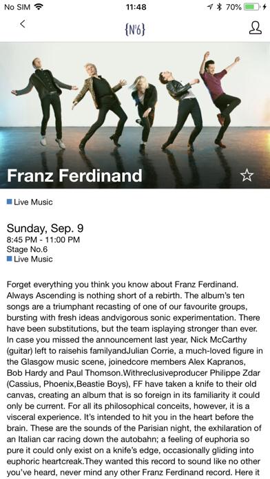 Festival No.6 screenshot four