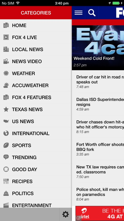 FOX 4 Dallas-Fort Worth