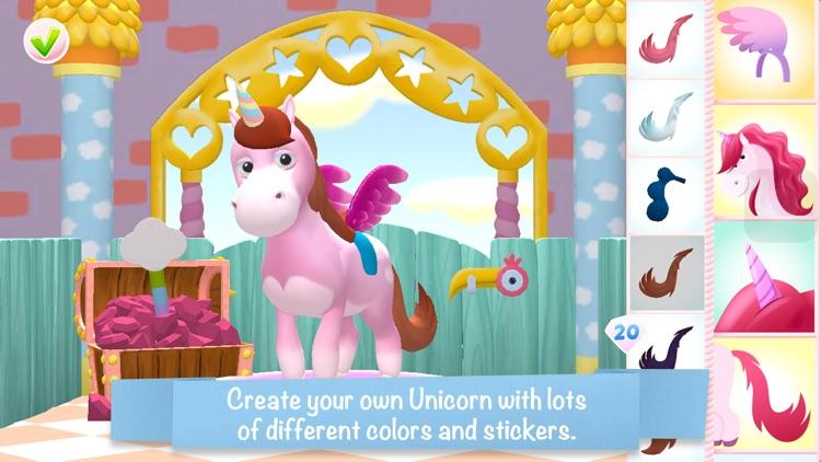 Unicorn Glitterluck by HABA screenshot-0