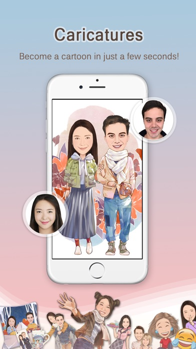 MomentCam Cartoons & Stickers-0
