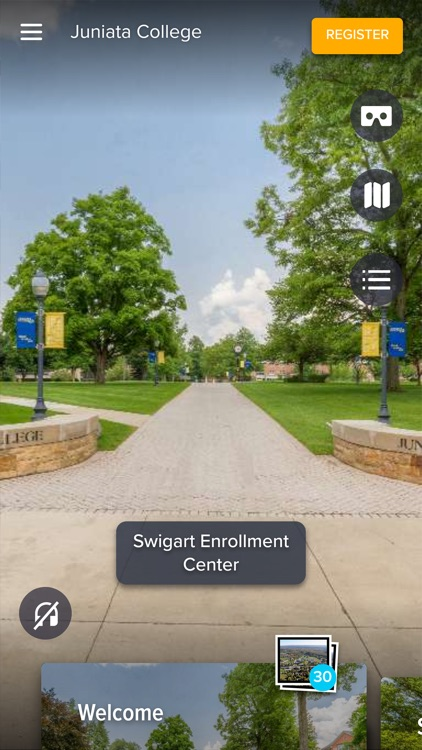 Juniata Campus Map.Juniata College Experience By Youvisit Llc