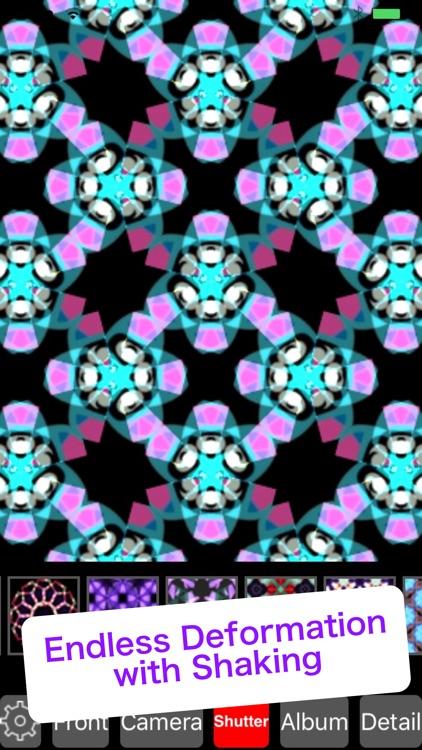 Kaleidoscope Art - Picture editor & camera filters
