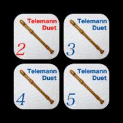 Telemann Duet Set
