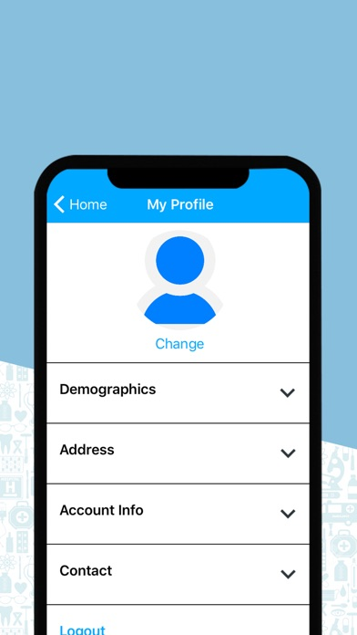 HealthxApp screenshot 5