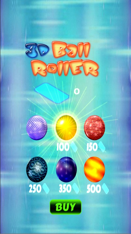 3D Ball Roller- toss screenshot-1