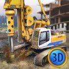 Ciudad Construcción Camiones Simulador Full icon