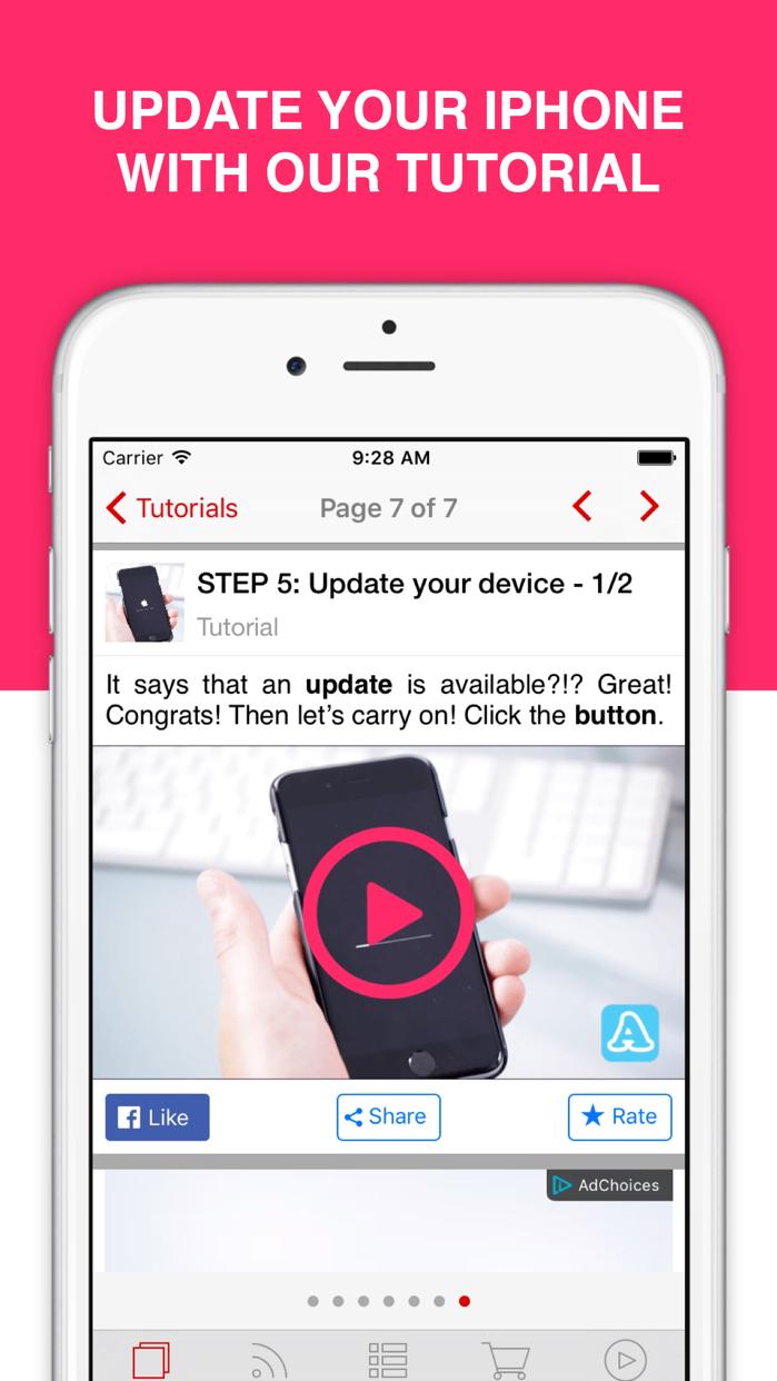 Updaty - Update & News Screenshot