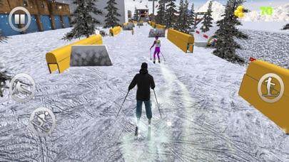 Snow Skiing Adventure 3D screenshot four