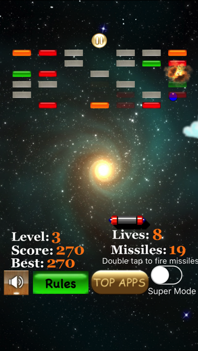 Bricks Arkanoid screenshot 3