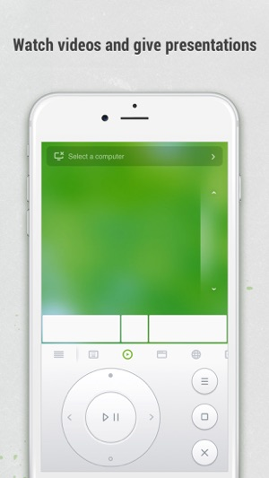 Remote Mouse Pro Screenshot