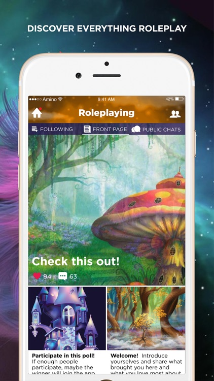 Roleplay Amino for RPers