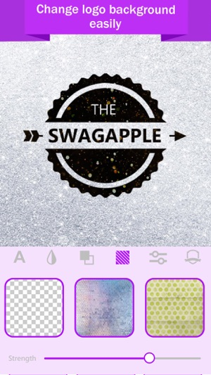 Logo generator create your logo on the app store voltagebd Image collections