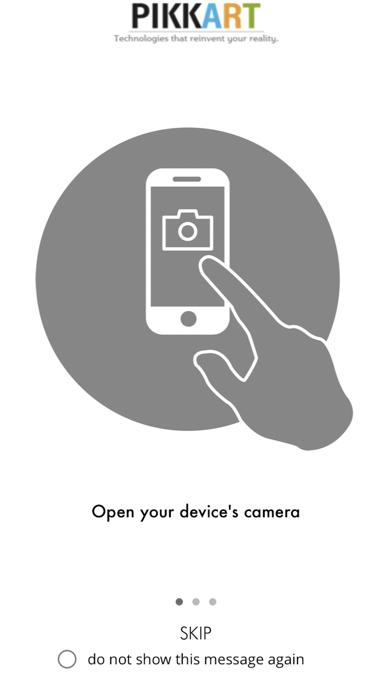 Augmented reality 4 business screenshot 1
