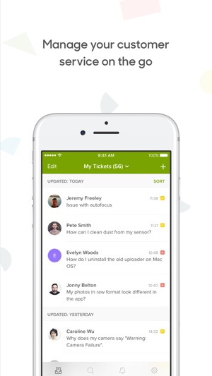 Zendesk Support on the App Store
