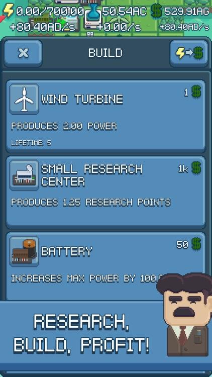 Reactor - Energy Sector Tycoon screenshot-5