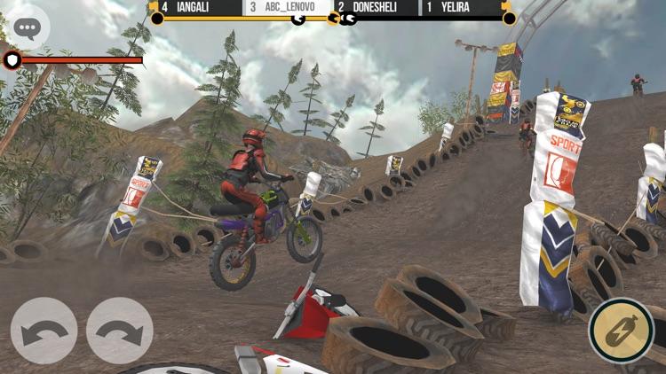 Clan Race: Extreme Motocross screenshot-3