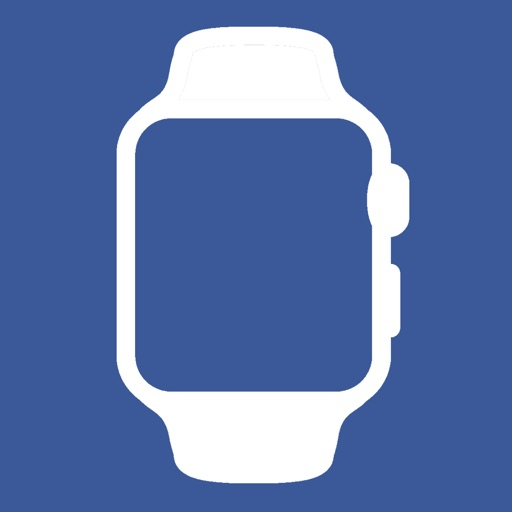 Watchbook - Watch for Facebook app for iphone