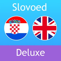 Croatian <> English Dictionary Slovoed Deluxe