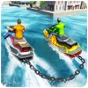 Chained Jetski Water Racing 3D