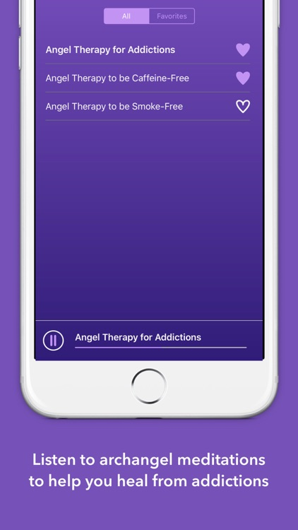 Angel Therapy for Addictions screenshot-0