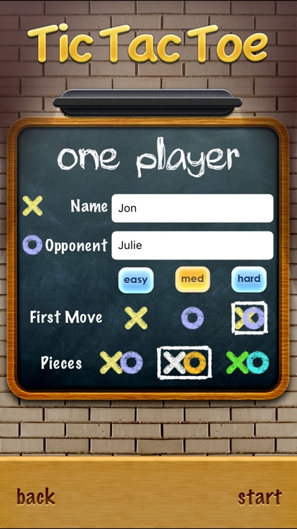 Tic Tac Toe Pro screenshot-3