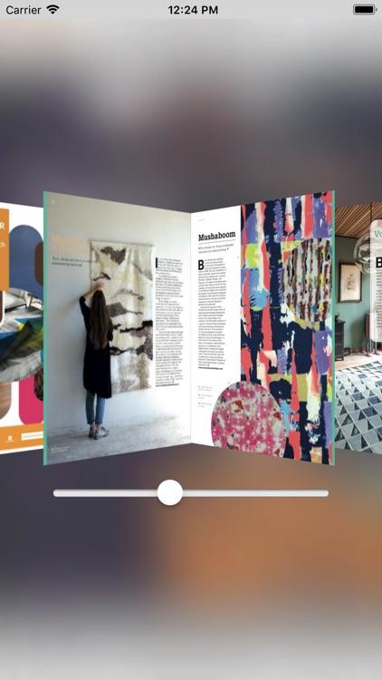COVER: Modern Carpets&Textiles screenshot-3