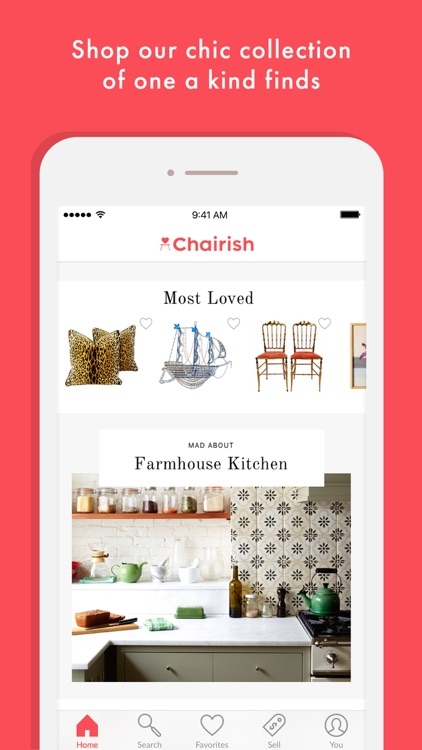 Chairish Buy & Sell Home Decor