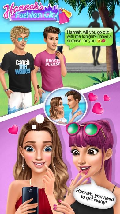 Hannah Fashion City screenshot 2