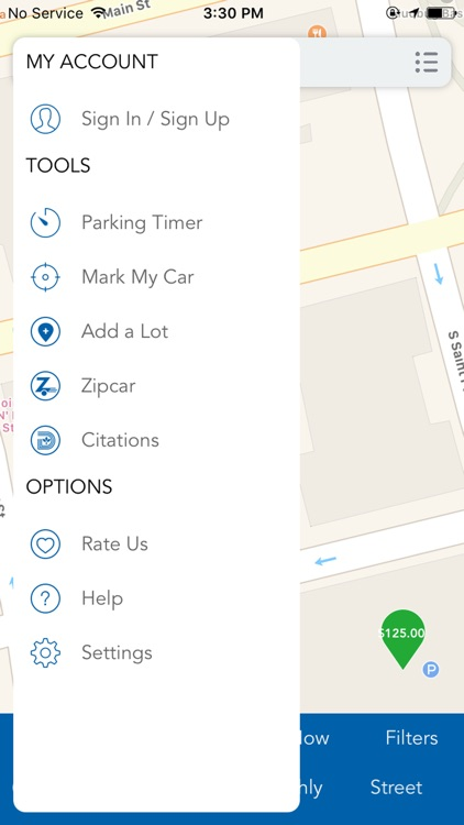 Dallas Parking screenshot-4
