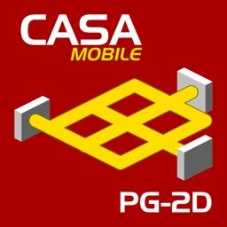 CASA Plane Grid 2D