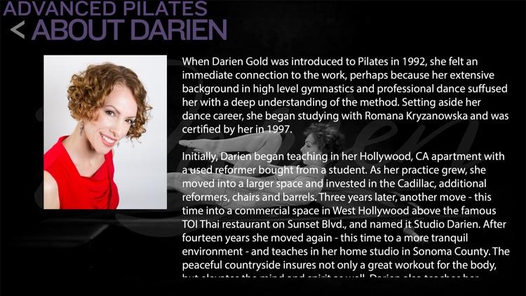Studio Darien Advanced Pilates