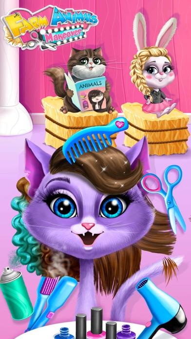 Farm Animals Makeover – Cute Virtual Pet Salon 1