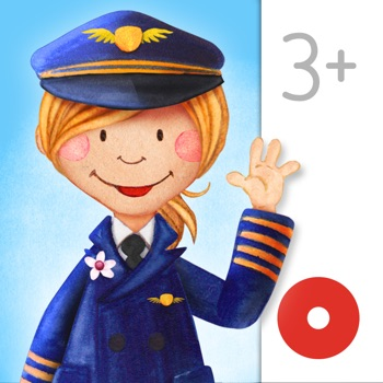 Tiny Airport: Toddler's App Logo