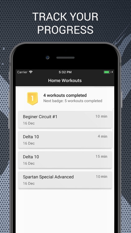 Home Workouts and Exercises screenshot-4