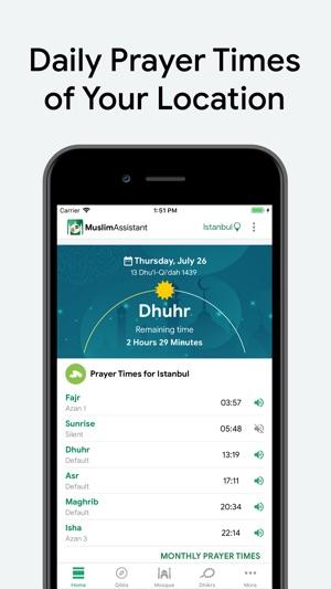 athan gratuit pour mobile iphone