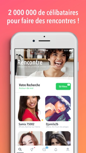Rencontre Belgie App