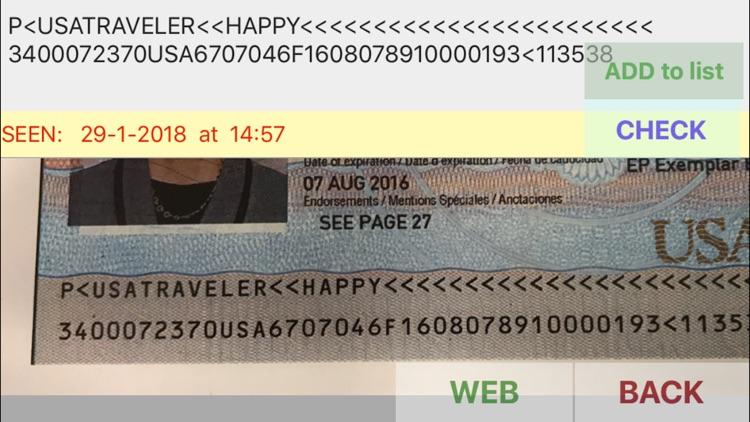 ID reader USA