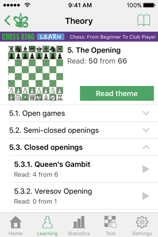 Chess: From Beginner to Club - náhled