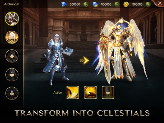 Era of Celestials для iPad