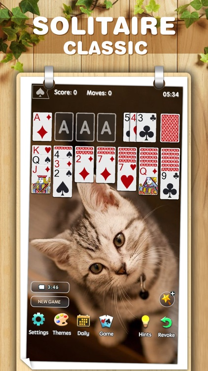 Solitaire Classic ◆ Card Game screenshot-4