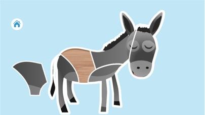 Tier Puzzle & Formen KinderScreenshot von 5