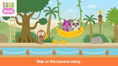 Sago Mini Zoo Screenshot 4