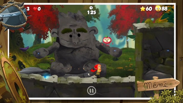 RedStory Lil Red Riding Hood screenshot-4