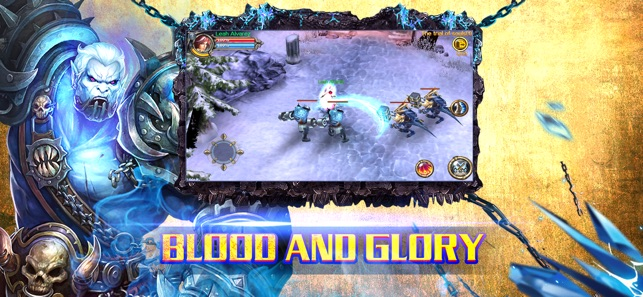 Heroes War:role playing games Screenshot